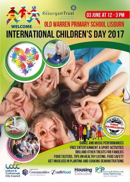 International Children's Day Celebrations - Lisburn @ Old Warren Primary School | Northern Ireland | United Kingdom