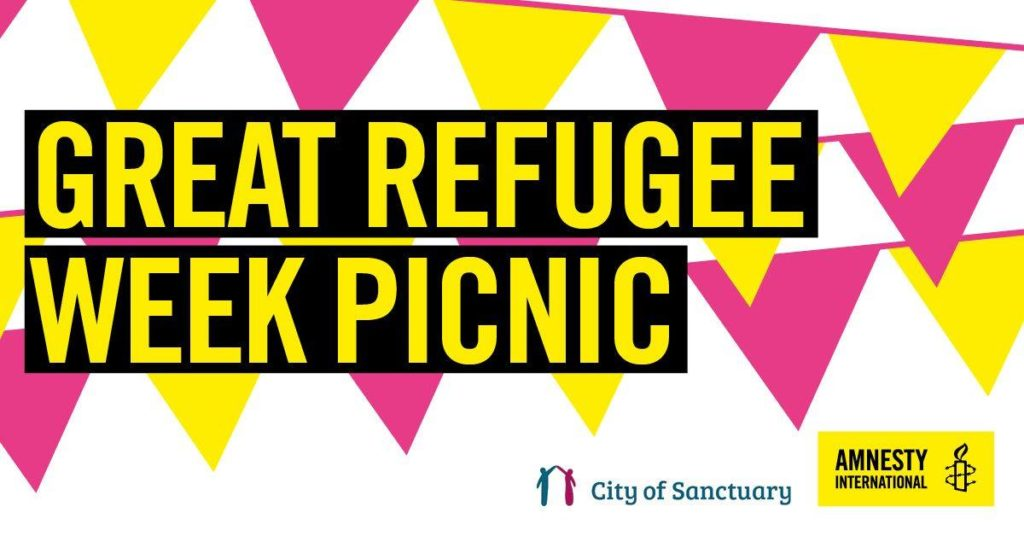 Great Refugee Week Picnic - Belfast @ Ormeau Park