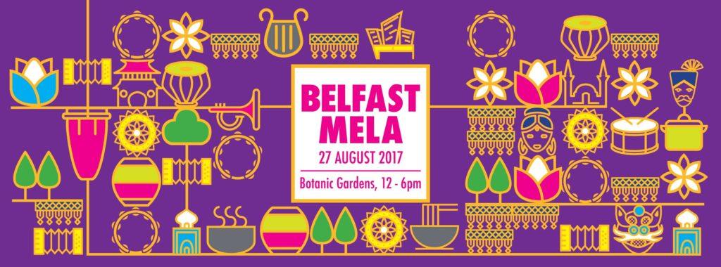 Belfast Mela @ Botanic Gardens