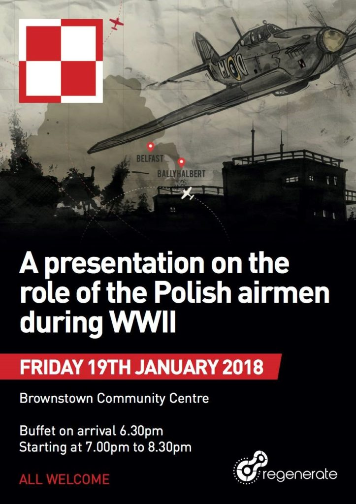 The Polish Air Force in WWII Event - Portadown @ Brownstown Community Centre | Portadown | Northern Ireland | United Kingdom