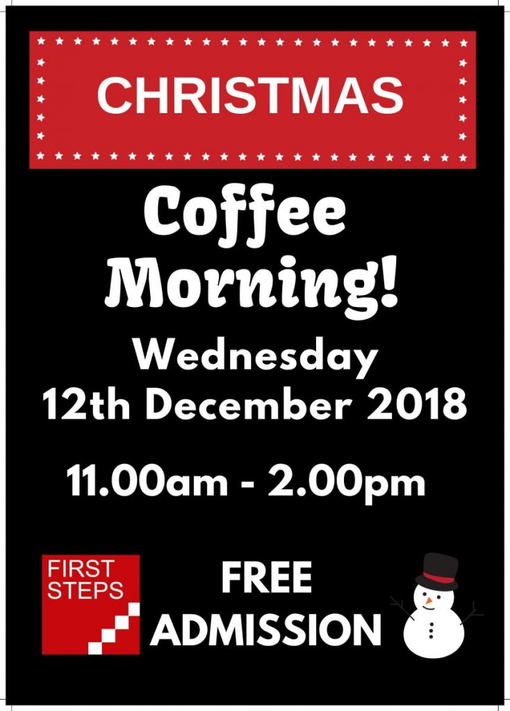 FSWC Christmas Coffee Morning - Dungannon @ First Steps Women's Centre
