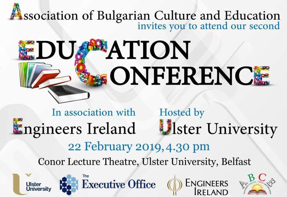ABCE 2nd Education Conference - Belfast @ University of Ulster