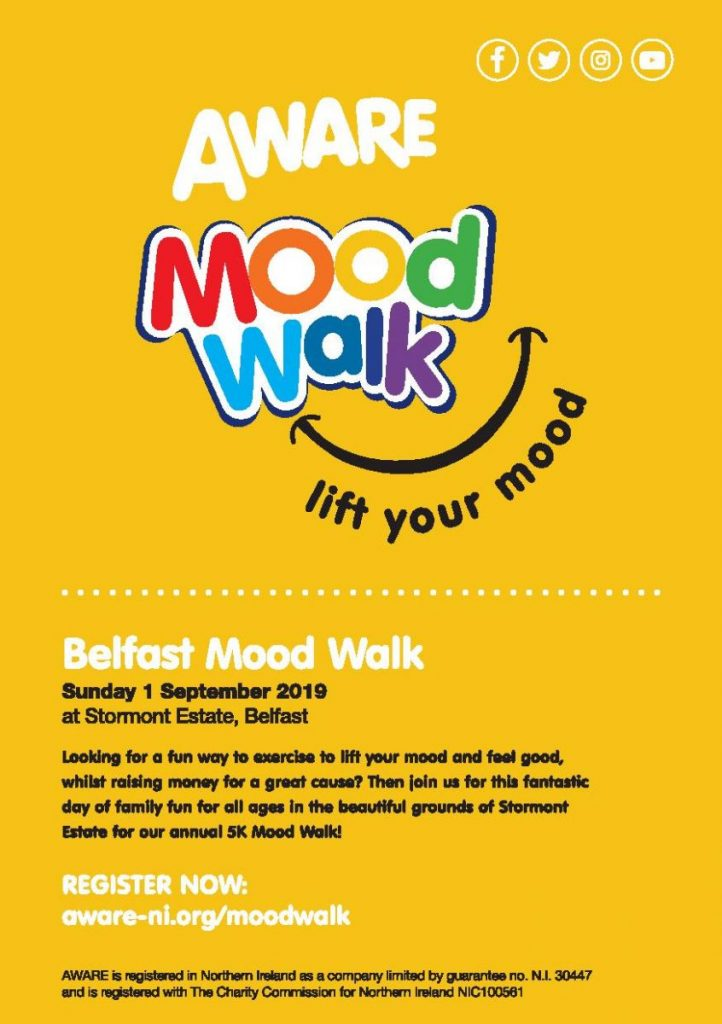 Belfast Mood Walk - Stormont Estate