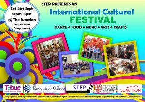 STEP International Cultural Festival @ The Junction