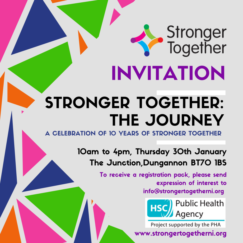 Stronger Together Annual Conference @ The Junction