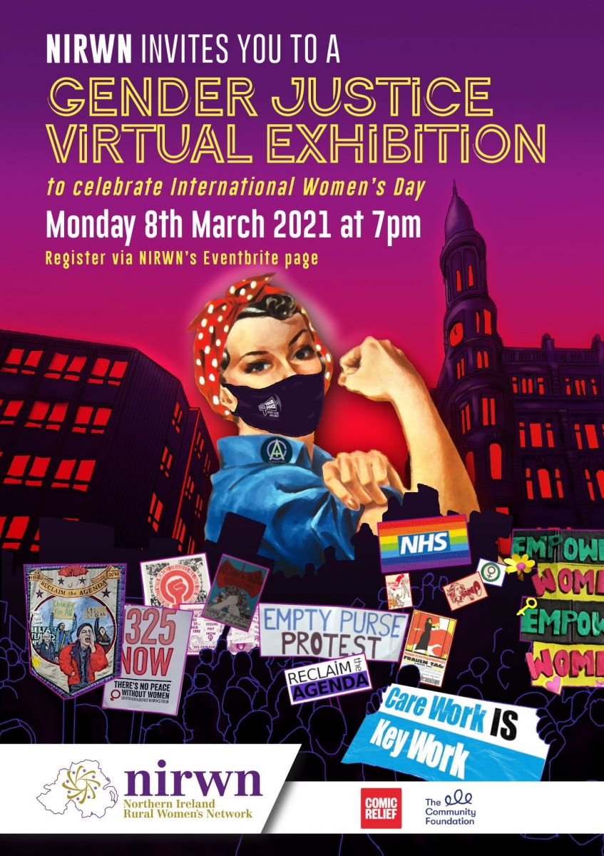 NIRWN - Gender Justice Virtual Exhibition
