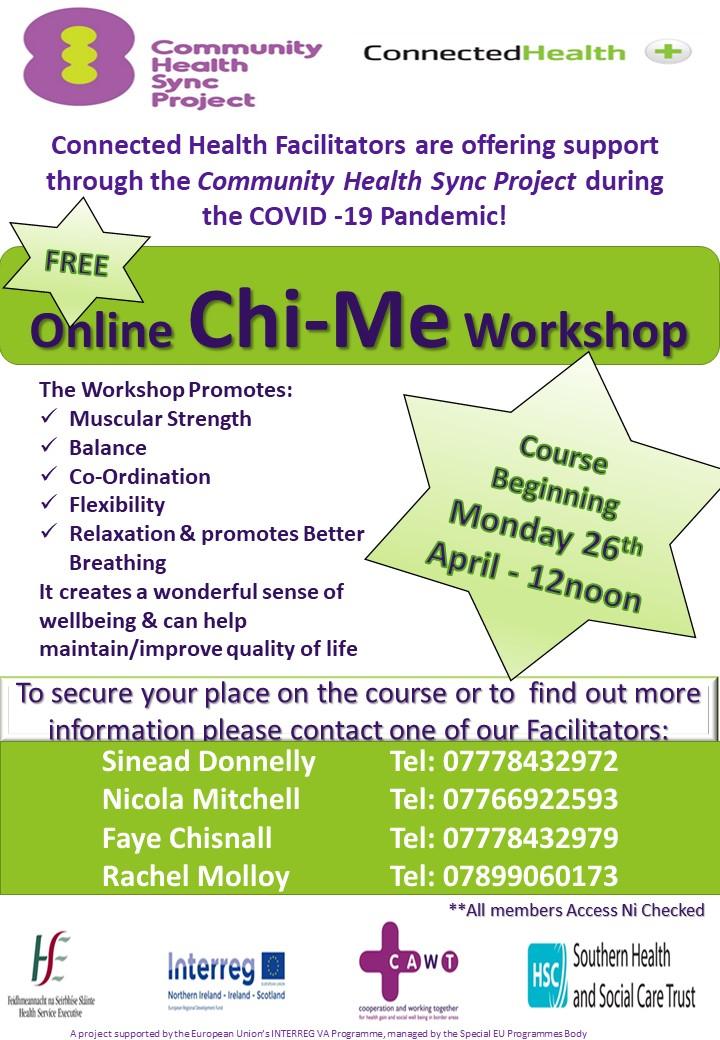 Free Online Chi-Me Workshop