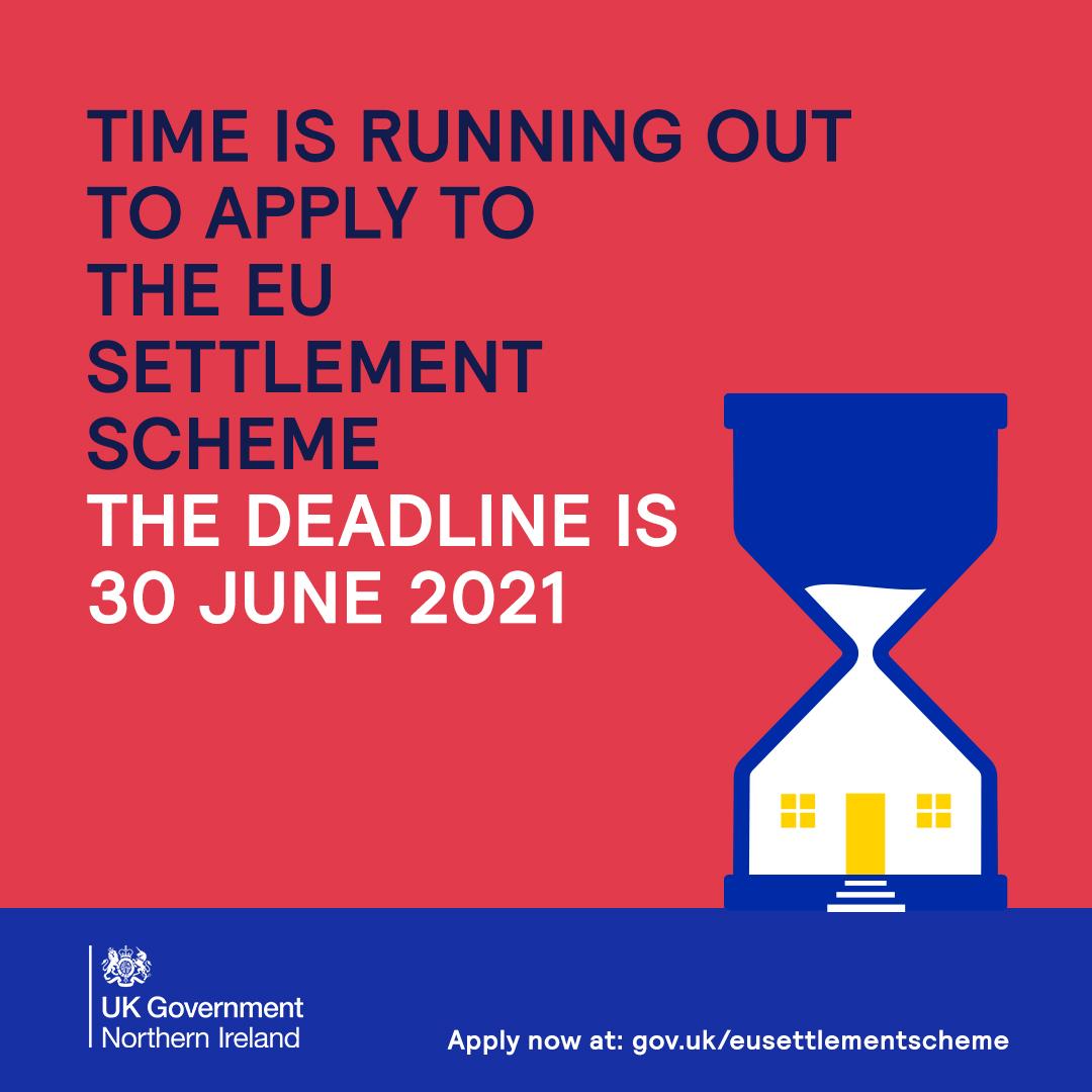 EU Settlement Deadline for Applications - Act Now!