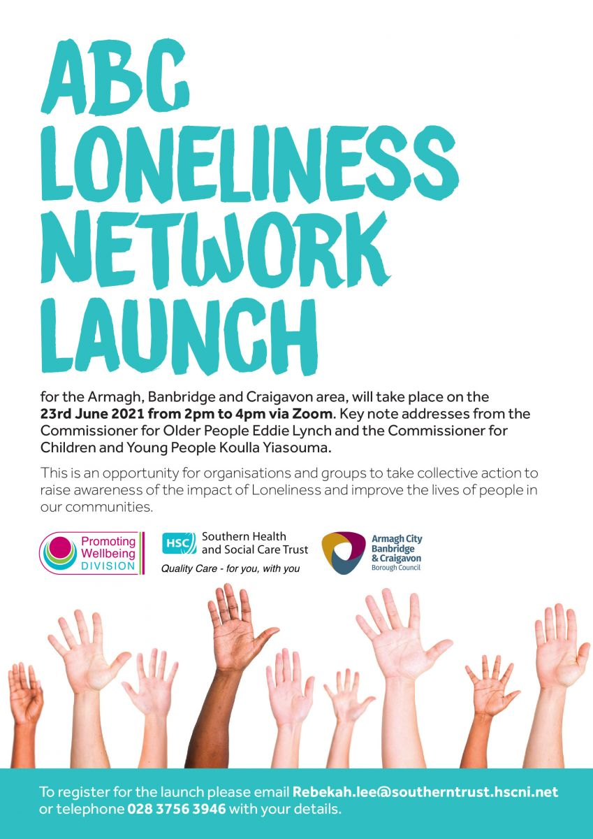 ABC Loneliness Network Launch @ Online via Zoom